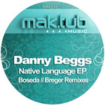 BEGGS, Danny - Native Language EP (Front Cover)