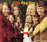 ABBA - Ring Ring (Front Cover)