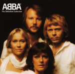 ABBA - The Definitive Collection (Front Cover)