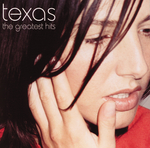 TEXAS - The Greatest Hits (Front Cover)