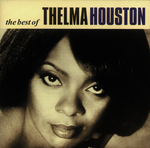 THELMA HOUSTON - The Best Of (Front Cover)
