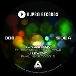 VARIOUS - DJPRO 008 (Front Cover)