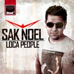 NOEL, Sak - Loca People (Front Cover)