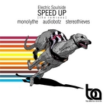 ELECTRIC SOULSIDE - Speed Up (The Remixes) (Front Cover)