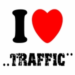VARIOUS - I Love Traffic Volume 1 (Front Cover)