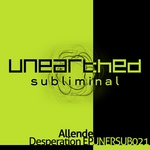 ALLENDE - Desperation EP (Front Cover)