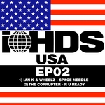 IAN K & WHEELZ/THE CORRUPTOR - iHDS USA Focus: EP02 (Front Cover)