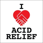 VARIOUS - Balkan - DEC Acid Relief Appeal (FREE RELEASE) (Front Cover)