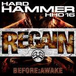 REGAIN - Before:Awake (Front Cover)