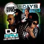 DIRTY MONEY MUSIC GROUP - Freestyle Fridays Part Three (Front Cover)
