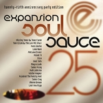 VARIOUS - Expansion Soul Sauce 25 (Front Cover)