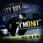 CITY BOY - I'm On It (Front Cover)