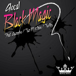 GLOCAL - Black Magic EP (Front Cover)