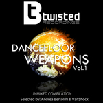 VARIOUS - Dancefloor Weapons Vol 1 (Front Cover)