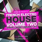 Utku S Presents French Electro House 2 (Sample Pack WAV/APPLE/LIVE/REASON)