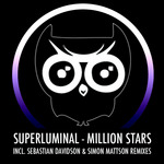 SUPERLUMINAL - Million Stars (Front Cover)
