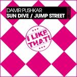PUSHKAR, Damir - Sun Dive Jump Street (Front Cover)