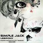 SIMPLE JACK - Lebronx (Front Cover)
