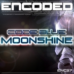 CODE BLUE - Moonshine (Front Cover)