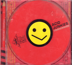 ACID JUNKIES - Unsequenced (Front Cover)