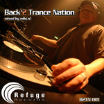 MiILO NL - Back 2 Trance Nation 001 (Front Cover)