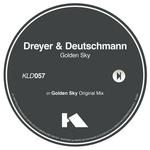 DREYER, Dirk/PIERRE DEUTSCHMANN - Golden Sky (Front Cover)