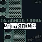 TOMOHIKO SAGAE - Deburring (Front Cover)
