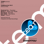 VARIOUS - TEAM Exercise Vol 2 (Front Cover)
