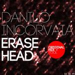 INCORVAIA, Danilo - Erase Head EP (Back Cover)