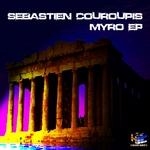 COUROUPIS, Sebastien - Myro EP (Front Cover)