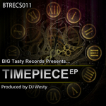 DJ WESTY - Timepiece (Front Cover)