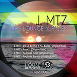 J MTZ - The Lounge Beats EP (Front Cover)