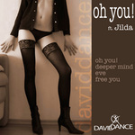 DAVIDDANCE - Oh You! (Front Cover)