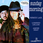 ARMCHAIR GENERALS - Sunday Morning Remix Lab (Front Cover)