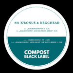 K BONUS/NEGGHEAD - Compost Black Label #81 (Front Cover)