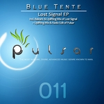 BLUE TENTE - Lost Signal EP (Front Cover)