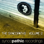 VARIOUS - The Syncopaths Vol 2 (Front Cover)