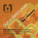 LITTLEMEN, The - Retro Resources Album (Front Cover)