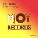 ENOMIS - No Puedo EP (Front Cover)