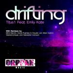TITUS1/EMILY KATE - Drifting (Front Cover)