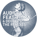 AUDIOFLY feat FIORA - 6 Degrees (The remixes) (Front Cover)