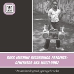 GENERATOR aka MULTI-DUBZ - 13 Unmixed Speed Garage Tracks (Front Cover)