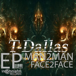T DALLAS - Man2Man EP (Front Cover)