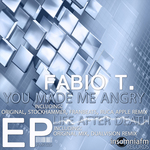 FABIO T - You Drive Me Angry (Front Cover)