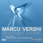 VERSHI, Marcu - Resistance System (Front Cover)
