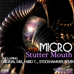 MICRO - Stutter Mouth (Front Cover)