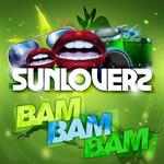 SUNLOVERZ - Bam Bam Bam (Front Cover)