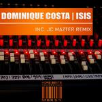 COSTA, Dominique - Isis EP (Front Cover)