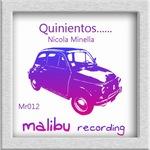 MINELLA, Nicola - Quinientos (Front Cover)