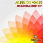 ALPA DE VALE - Standalone EP (Front Cover)
